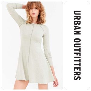 NWT $64 UO BDG Outfield Long Sleeve Sweater Dress